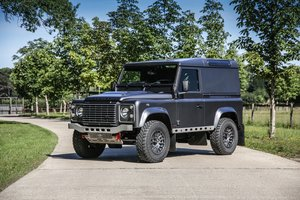 2015 Land Rover 90 Bowler Defender XS Utility.