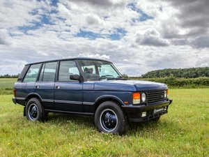 1993 Range Rover Vogue EFI 3.0 VS For Sale