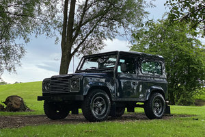 BESPOKE Defender 3.9 V8 Station Wagon