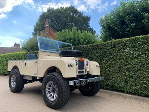 1954 Land Rover Series 1 3.5 Full restoration