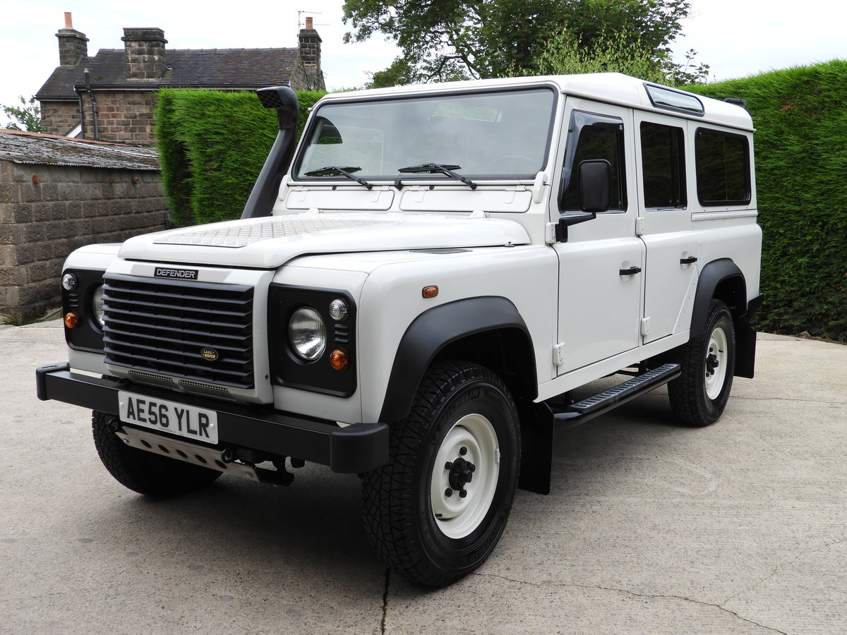 2006 LAND ROVER DEFENDER 110 300TDI LHD REST OF WORLD ! For Sale (picture 2 of 6)