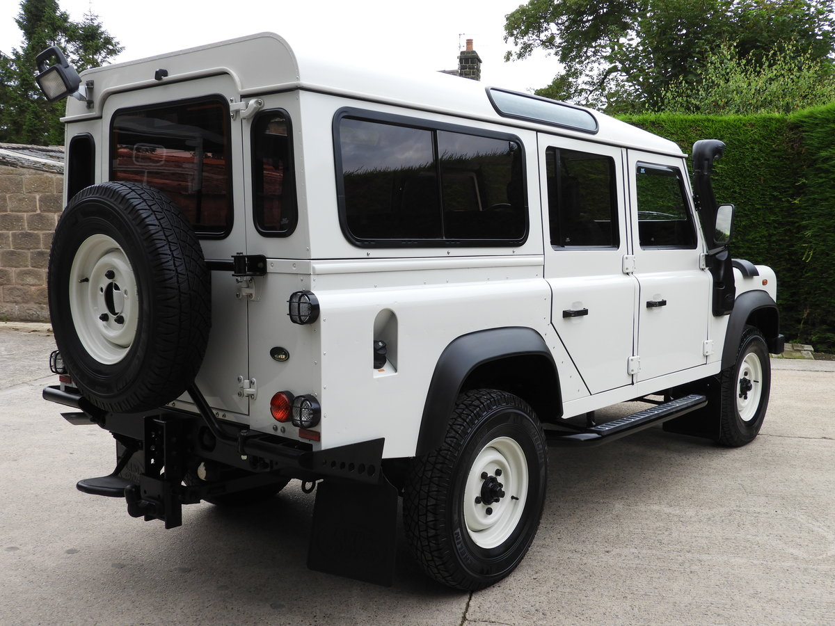 2006 LAND ROVER DEFENDER 110 300TDI LHD REST OF WORLD ! For Sale (picture 3 of 6)