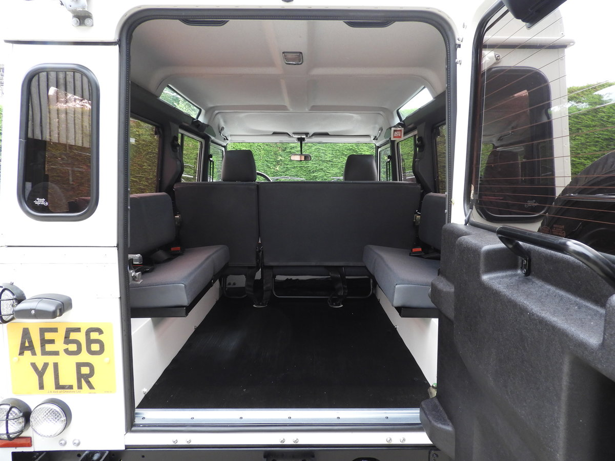 2006 LAND ROVER DEFENDER 110 300TDI LHD REST OF WORLD ! For Sale (picture 6 of 6)