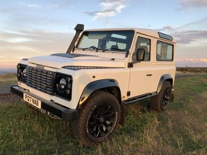 1997 Defender 300tdi csw full nut and bolt restoration. For Sale