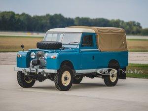 1963 Land Rover Series IIA Pickup