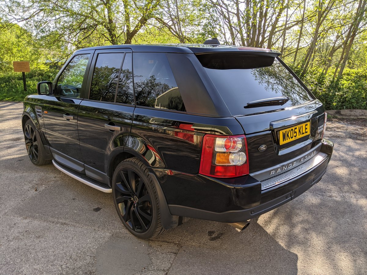 2005 REDUCED PRICE - Supercharged Range Rover Sport V8  For Sale (picture 2 of 6)