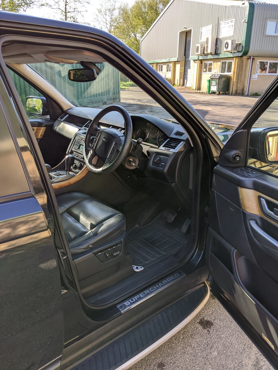 2005 REDUCED PRICE - Supercharged Range Rover Sport V8  For Sale (picture 3 of 6)