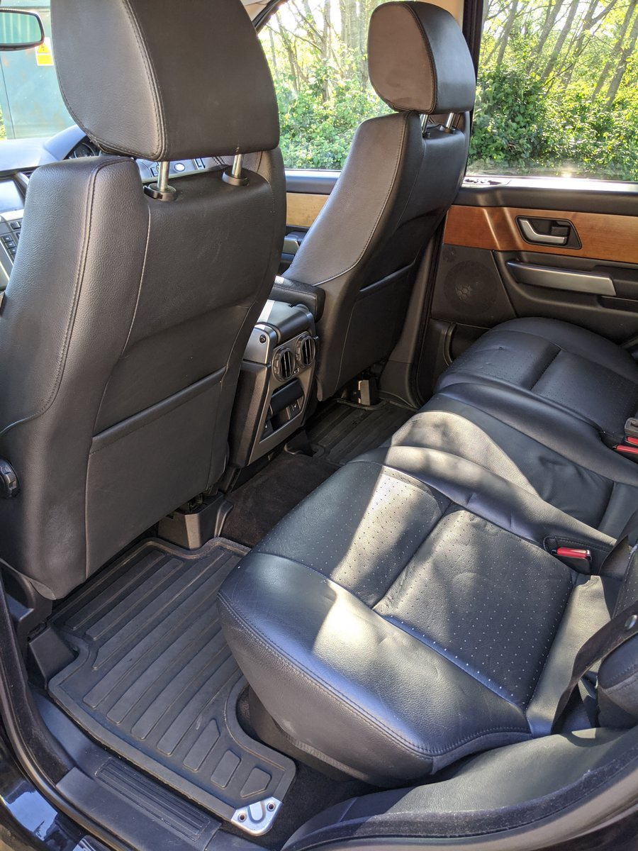 2005 REDUCED PRICE - Supercharged Range Rover Sport V8  For Sale (picture 4 of 6)