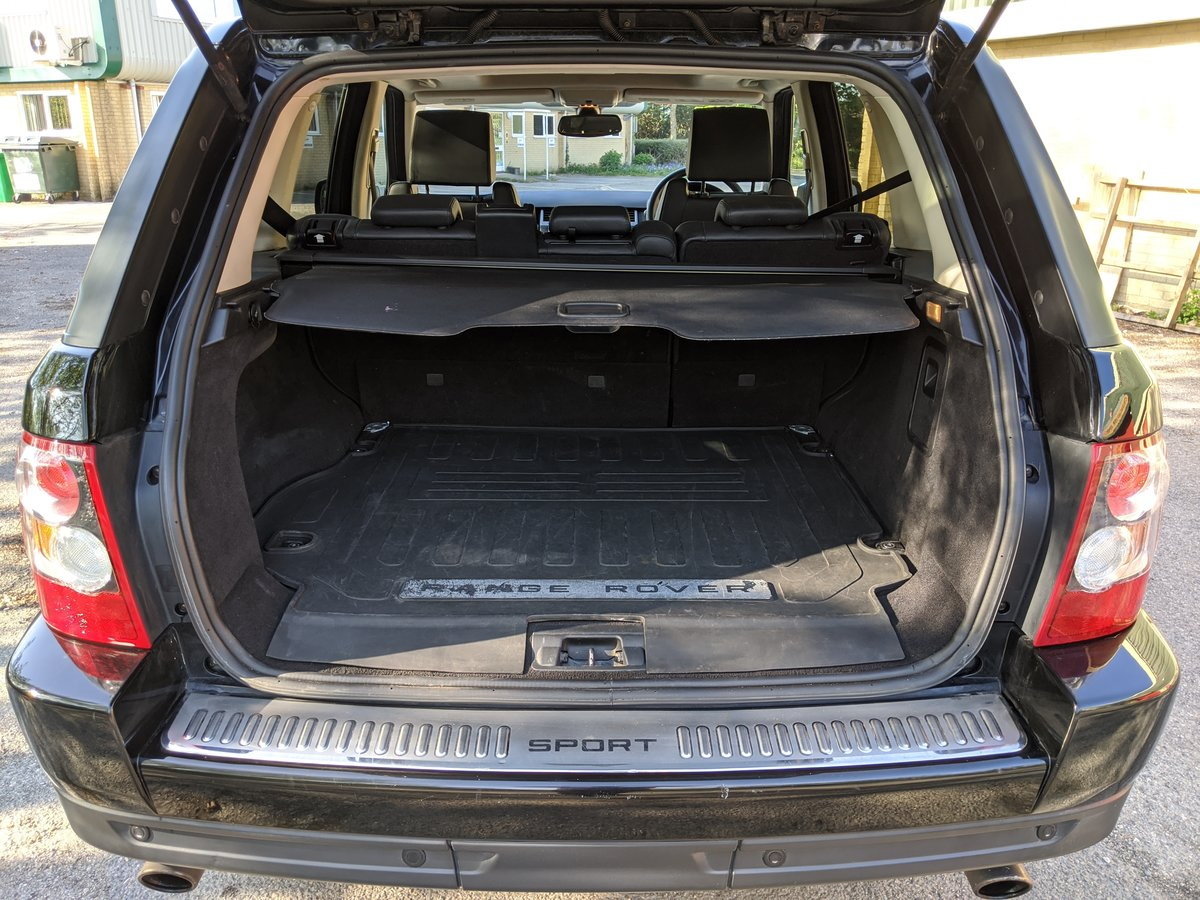 2005 REDUCED PRICE - Supercharged Range Rover Sport V8  For Sale (picture 5 of 6)
