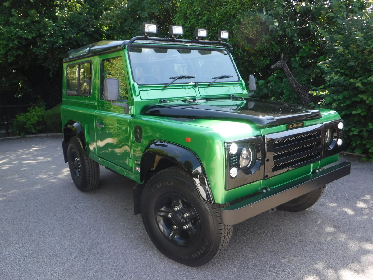 1995 Land Rover Defender 90 300TDi County For Sale (picture 1 of 1)