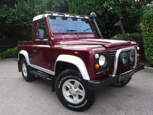 Picture of 1993 Land Rover Defender 90 2.5 TDi Pick-Up 2dr USA EXPORTABLE SOLD