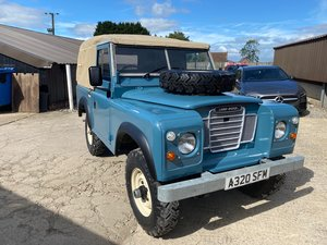 Picture of 1983 Land Rover® Series 3 RESERVED SOLD