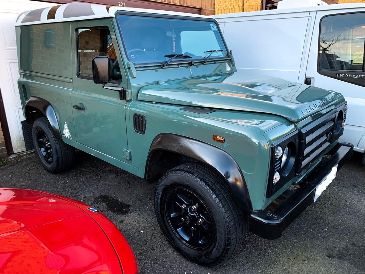2012 Land Rover Defender For Sale (picture 1 of 5)