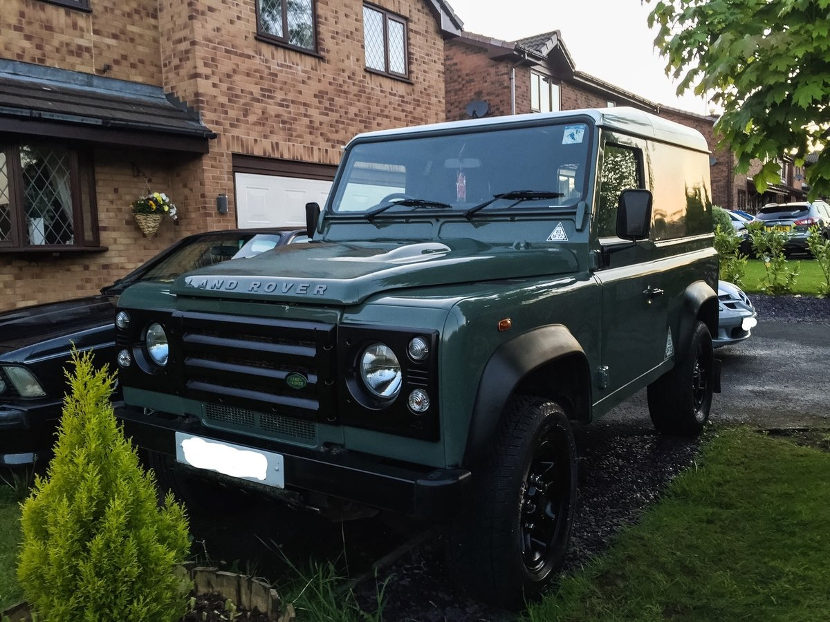 2012 Land Rover Defender For Sale (picture 2 of 5)