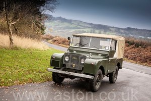 1949 Land Rover Series 1 For Sale