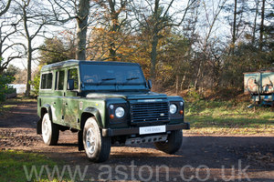 2003 Land Rover Defender 110 For Sale