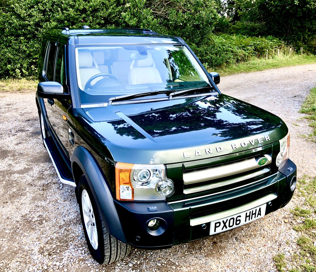 2006 Land Rover Discovery 3 HSE 2.7 TD V6 Auto  SOLD (picture 1 of 6)