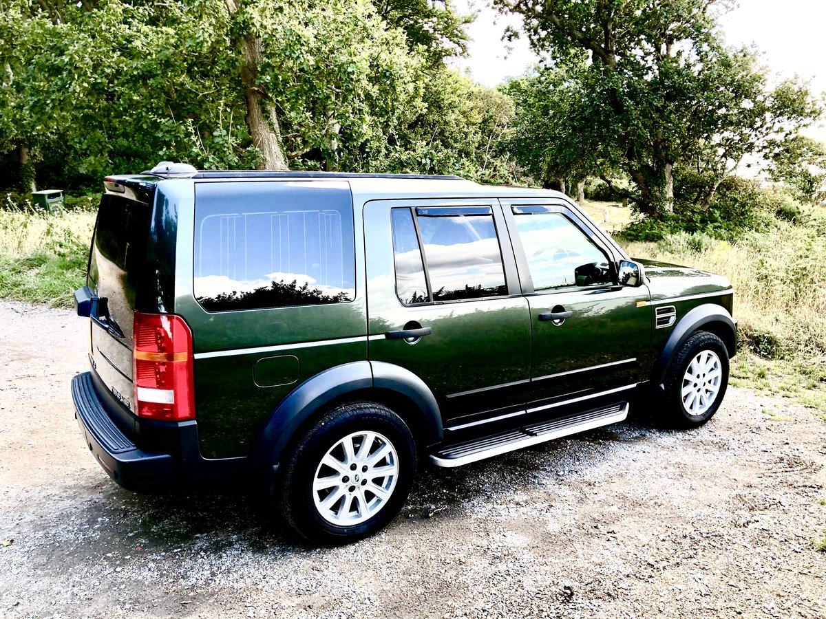 2006 Land Rover Discovery 3 HSE 2.7 TD V6 Auto  SOLD (picture 3 of 6)