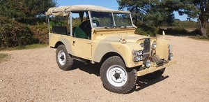 Land Rover Series 1 86""