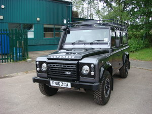 Land Rover Defender 110 ADVENTURE as New
