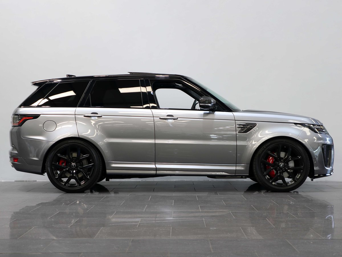 2020 20 20 RANGE ROVER SPORT SVR 5.0 V8 AUTO For Sale (picture 2 of 6)