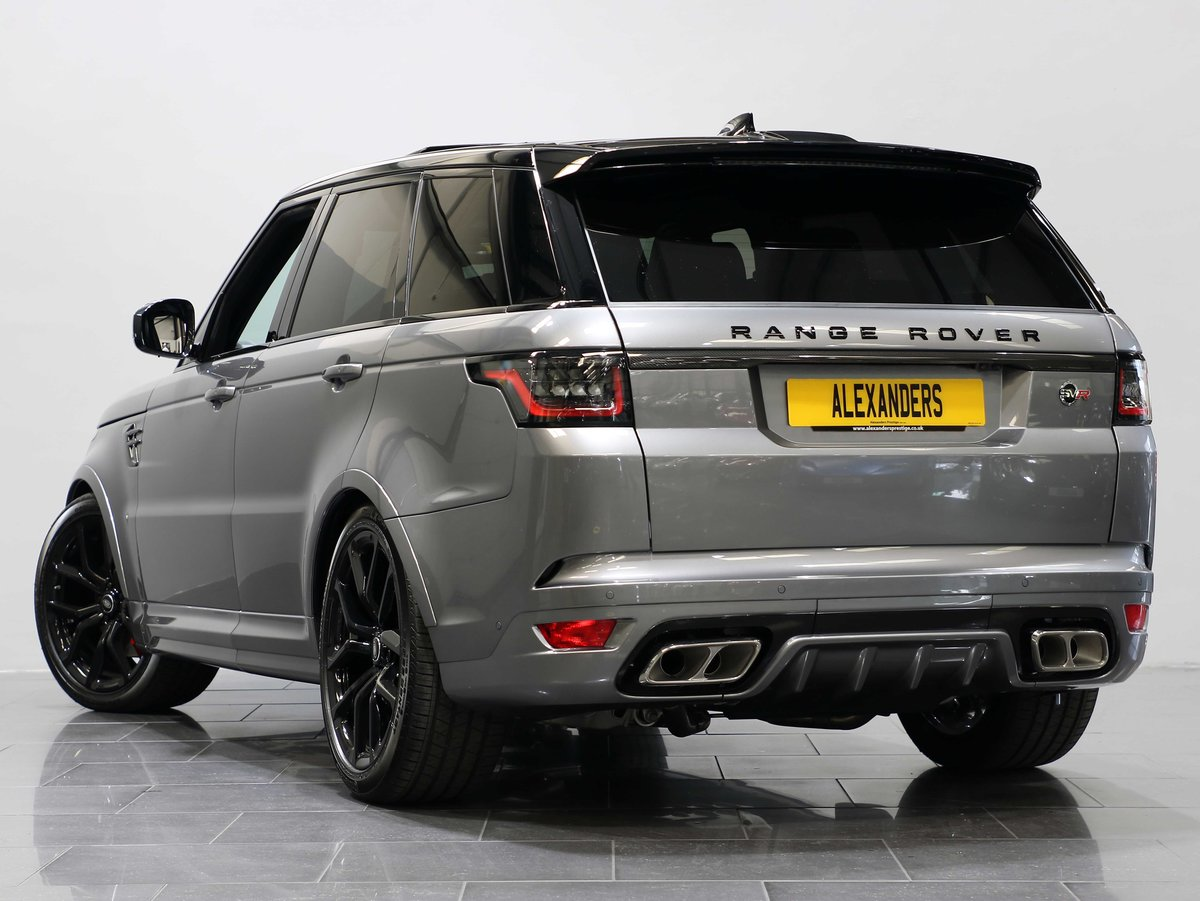 2020 20 20 RANGE ROVER SPORT SVR 5.0 V8 AUTO For Sale (picture 3 of 6)