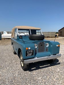 1968 Land Rover® Series 2a RESERVED