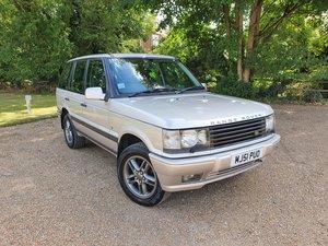 Range Rover 4.0 V8 Westminster edition