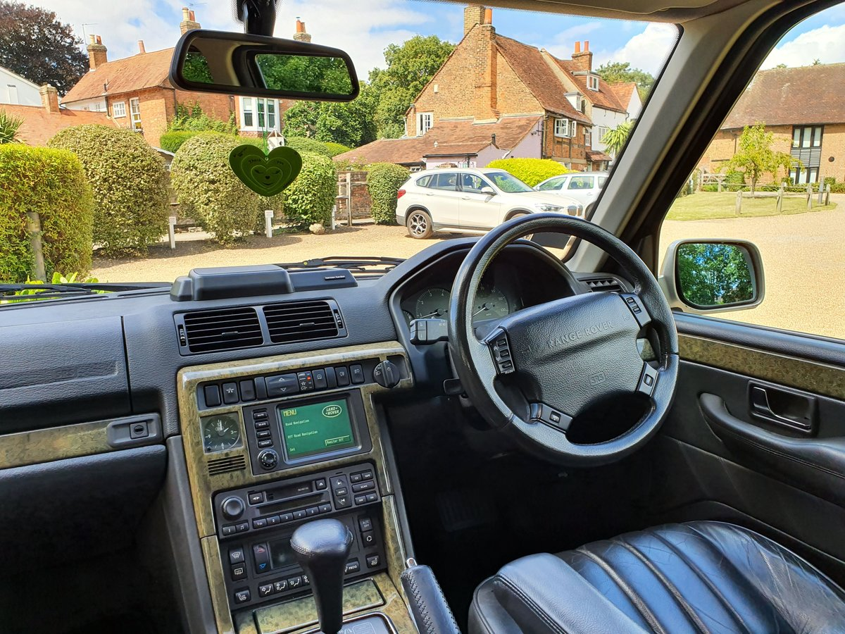 2001 Range Rover 4.0 V8 Westminster edition For Sale (picture 4 of 6)