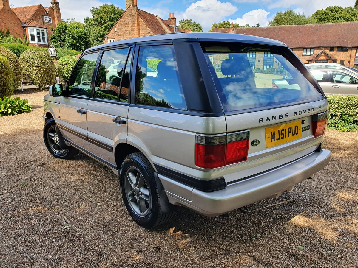 2001 Range Rover 4.0 V8 Westminster edition For Sale (picture 6 of 6)