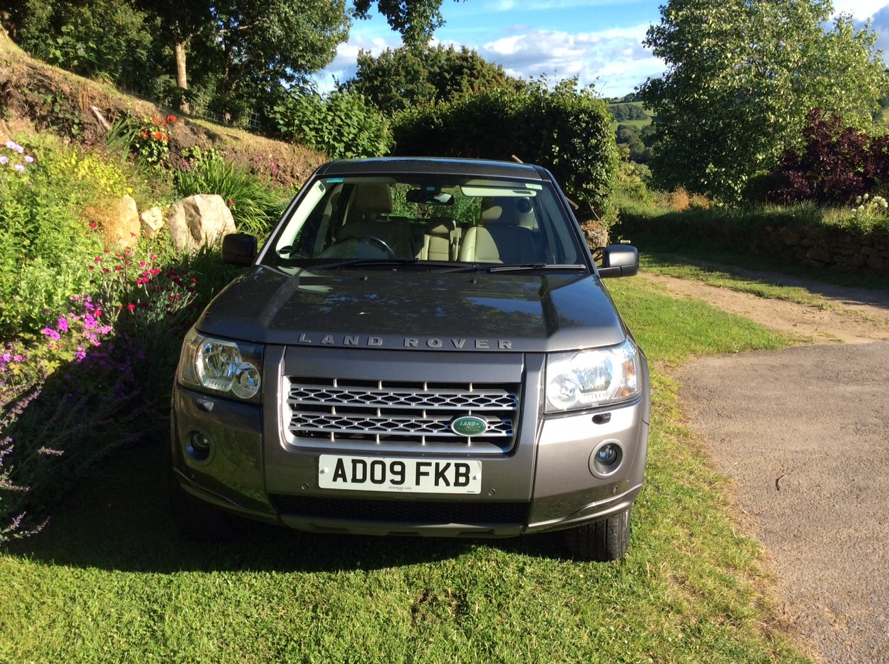 2009 Land Rover Freelander 2 HSE TD4 Auto Diesel, FSH For Sale (picture 3 of 6)