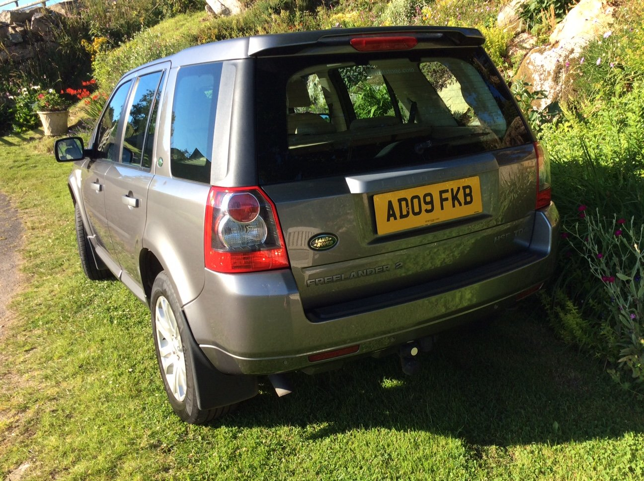 2009 Land Rover Freelander 2 HSE TD4 Auto Diesel, FSH For Sale (picture 5 of 6)