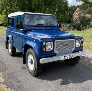 Land Rover Defender 90 300tdi