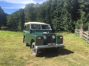 Picture of 1963 Landrover Series 2