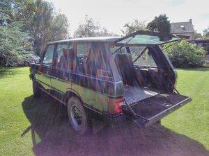 1993 Classic Range Rover LES