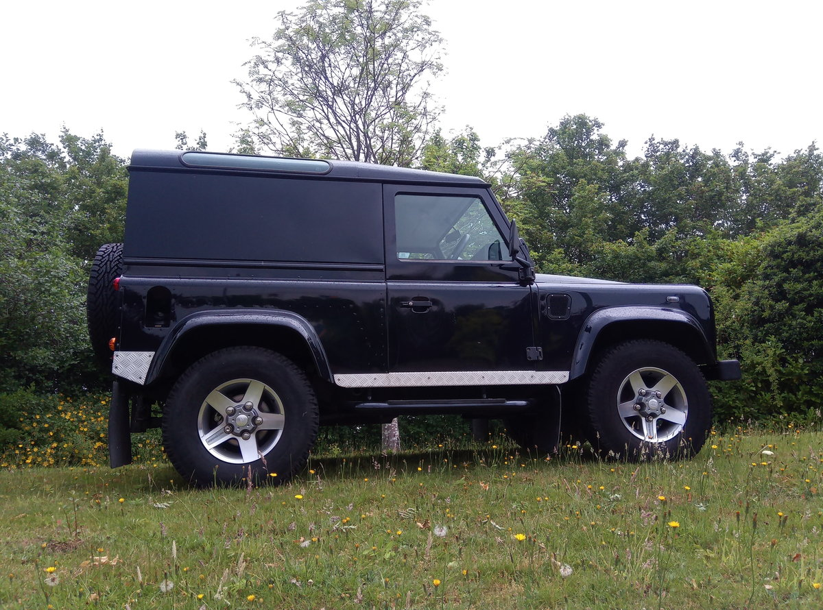 2006 SVR Black Edition 90 Hard Top For Sale (picture 2 of 6)