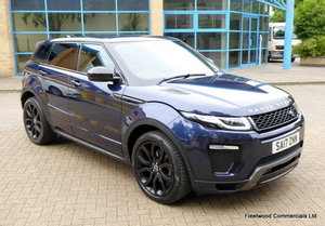 2017 LAND ROVER RANGE ROVER EVOQUE 2.0 TD4 HSE DYNAMIC 5D 180 BHP For Sale