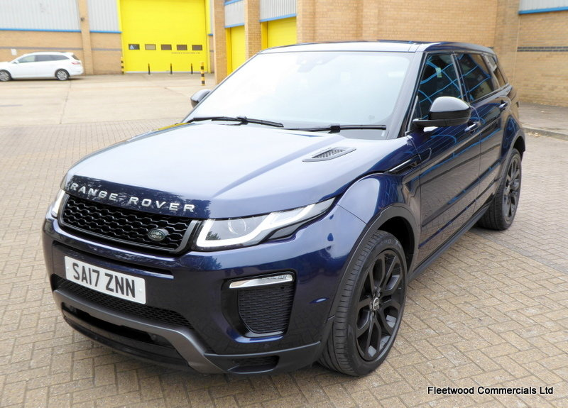 2017 LAND ROVER RANGE ROVER EVOQUE 2.0 TD4 HSE DYNAMIC 5D 180 BHP For Sale (picture 6 of 6)