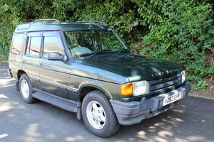 Picture of 1999 Land Rover Discovery  - To be auctioned 30-10-20