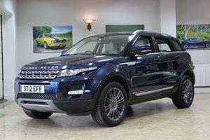 Picture of 2012 Range Rover Evoque 2.2 SD4 Prestige Auto | FSH SOLD