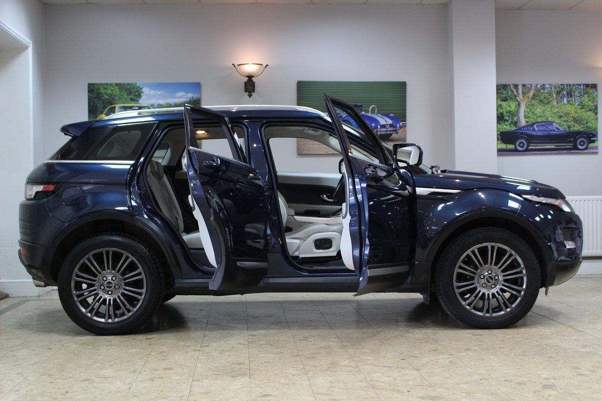 2012 Range Rover Evoque 2.2 SD4 Prestige Auto | FSH SOLD (picture 3 of 10)