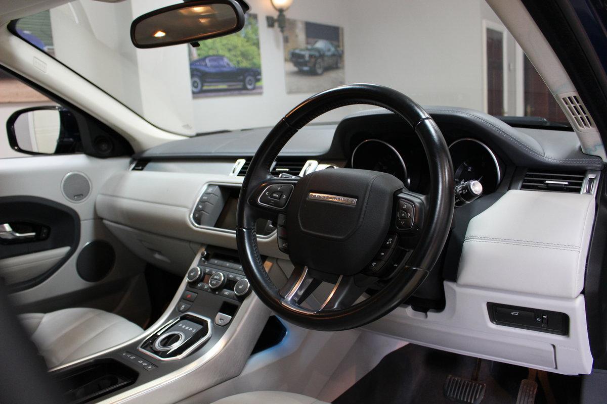 2012 Range Rover Evoque 2.2 SD4 Prestige Auto | FSH SOLD (picture 5 of 10)