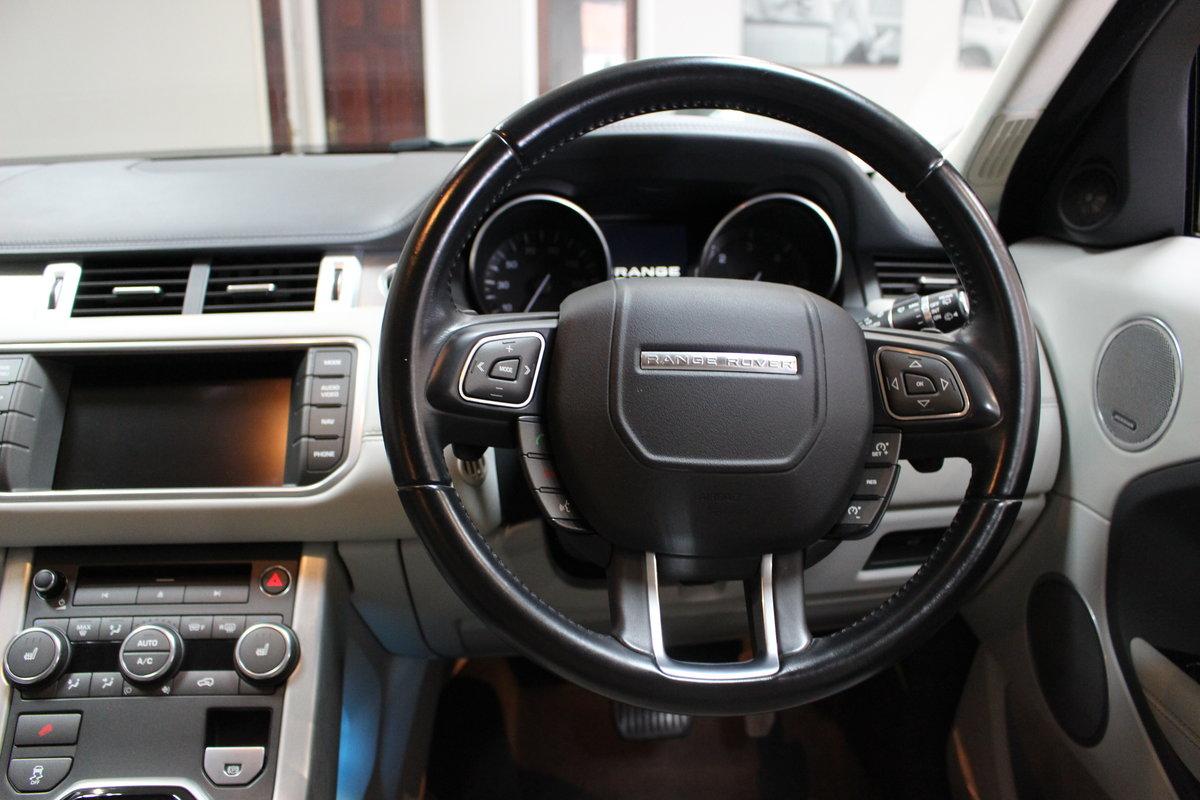 2012 Range Rover Evoque 2.2 SD4 Prestige Auto | FSH SOLD (picture 6 of 10)