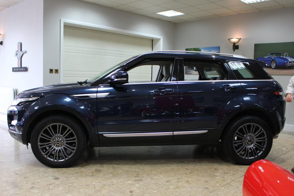 2012 Range Rover Evoque 2.2 SD4 Prestige Auto | FSH SOLD (picture 8 of 10)
