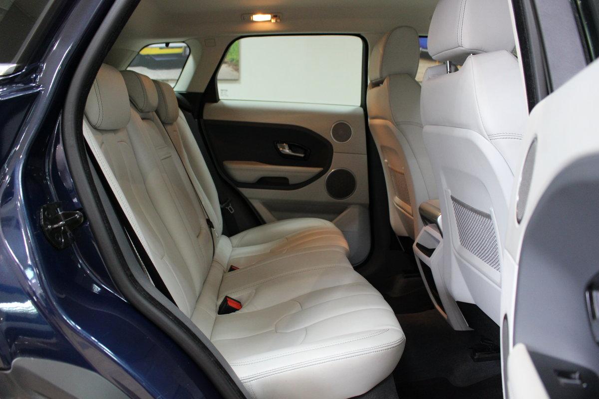 2012 Range Rover Evoque 2.2 SD4 Prestige Auto | FSH SOLD (picture 9 of 10)
