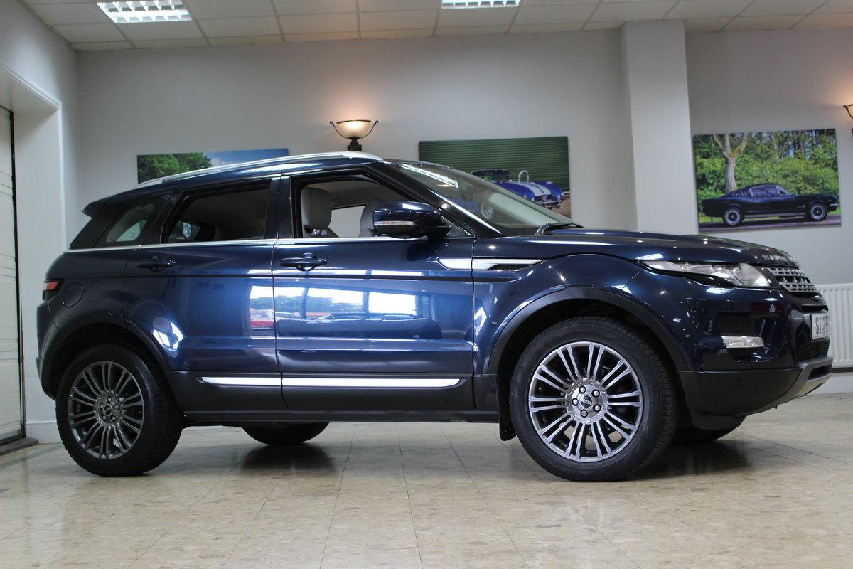2012 Range Rover Evoque 2.2 SD4 Prestige Auto | FSH SOLD (picture 10 of 10)