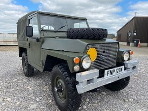 Picture of 1981 Land Rover® Lightweight *12v RHD Soft Top* (FNP) SOLD SOLD