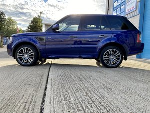 Picture of 2010 Range Rover Sport HSE 3.0 TDV6 SOLD