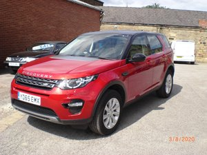 Picture of 2015 Land Rover Discovery Sport 2litre Turbo Diesel SOLD