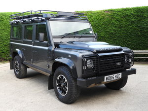 2015 LAND ROVER DEFENDER 110 2.2TDCI ADVENTURE STATION WAGON